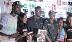 African Music Magazine Launch on iROKOtv - Nollywood