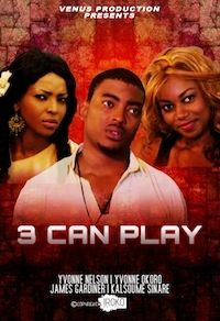 3 Can Play on iROKOtv - Nollywood